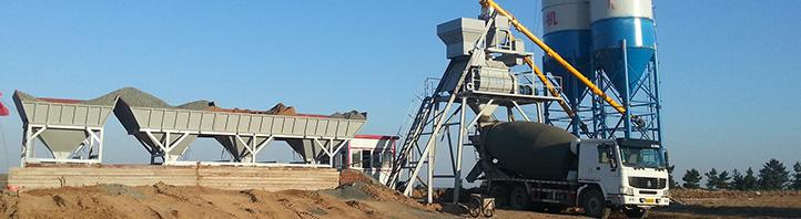 HZS Planta de Concreto