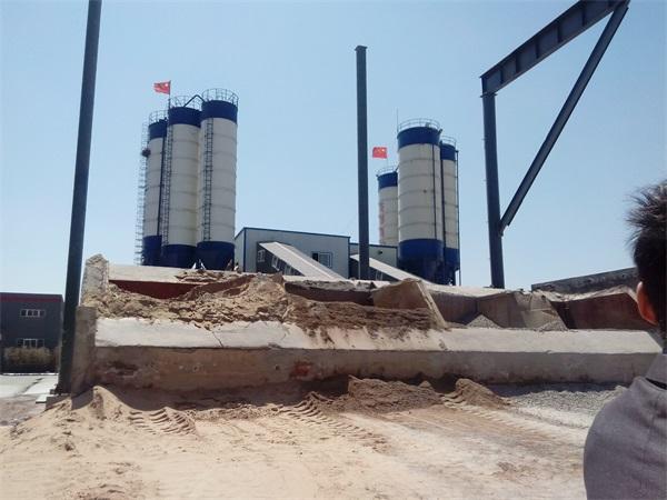 La planta de hormigón de CamelWay fue exportada a Vietnam