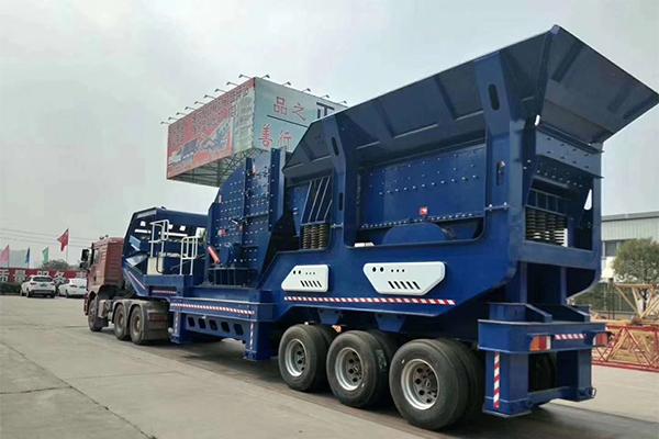Línea de Solución de Residuo de Construcción en Liaoning