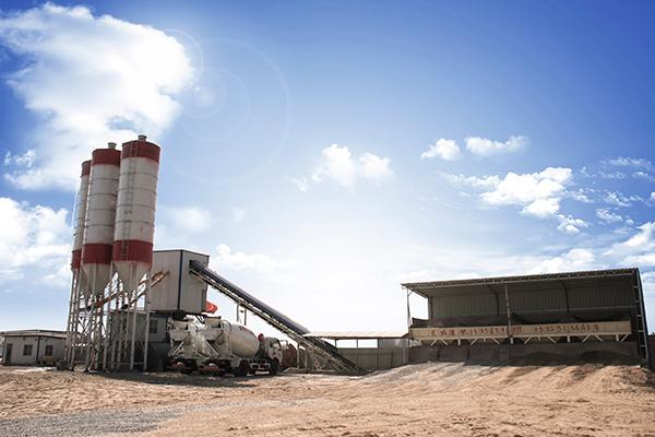 Planta Dosificadora de Concreto de 100m³ / h en Venta en Colombia